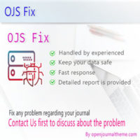 OJS Fix Bug