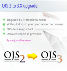 ojs upgrade service