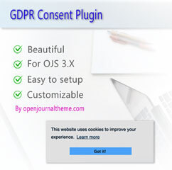 GDPR-Consenst-OJS-3-Plugin