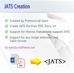 JATS-Creation-OJS3-XML