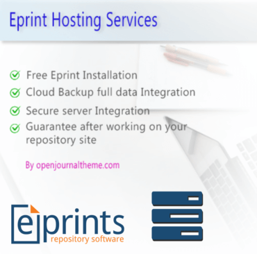 Eprint repository Hosting by openjournaltheme