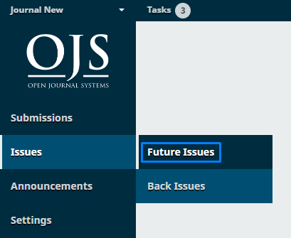 """Select """"Future Issues"""""""