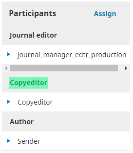 Copyeditor successfully assigned.